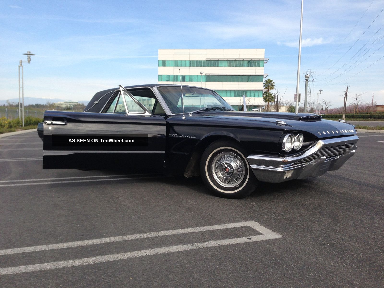 1964 Ford Thunderbird Landau Sport Coupe - Thunderbird photoFord Thunderbird 1964