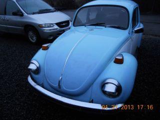1971 Volkswagon Beetle photo