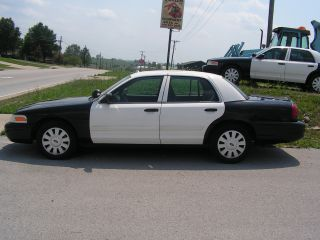 2009 Ford Crown Vic P - 71 Police Interceptor (choice Of 2) photo