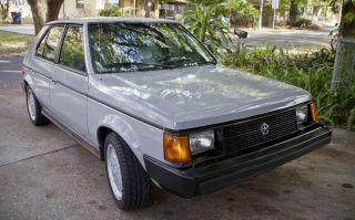 1988 Dodge Omni Hatchback 2.  2l Mopar Glh Clone Non - Turbo - Plymouth Horizon photo