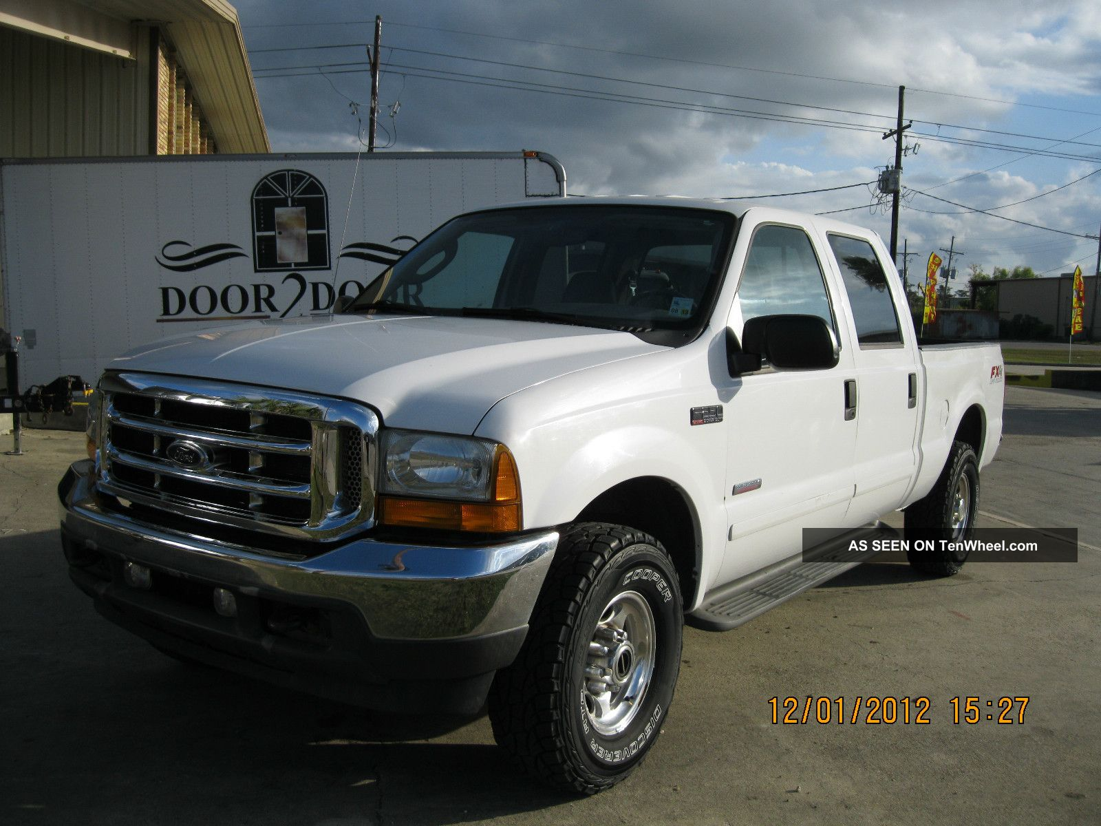 2003 ford f 250 duty lariat crewcab 4x4 6 0 diesel. Black Bedroom Furniture Sets. Home Design Ideas