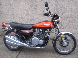 1973 Kawasaki Z1 900 (true Survivor) photo