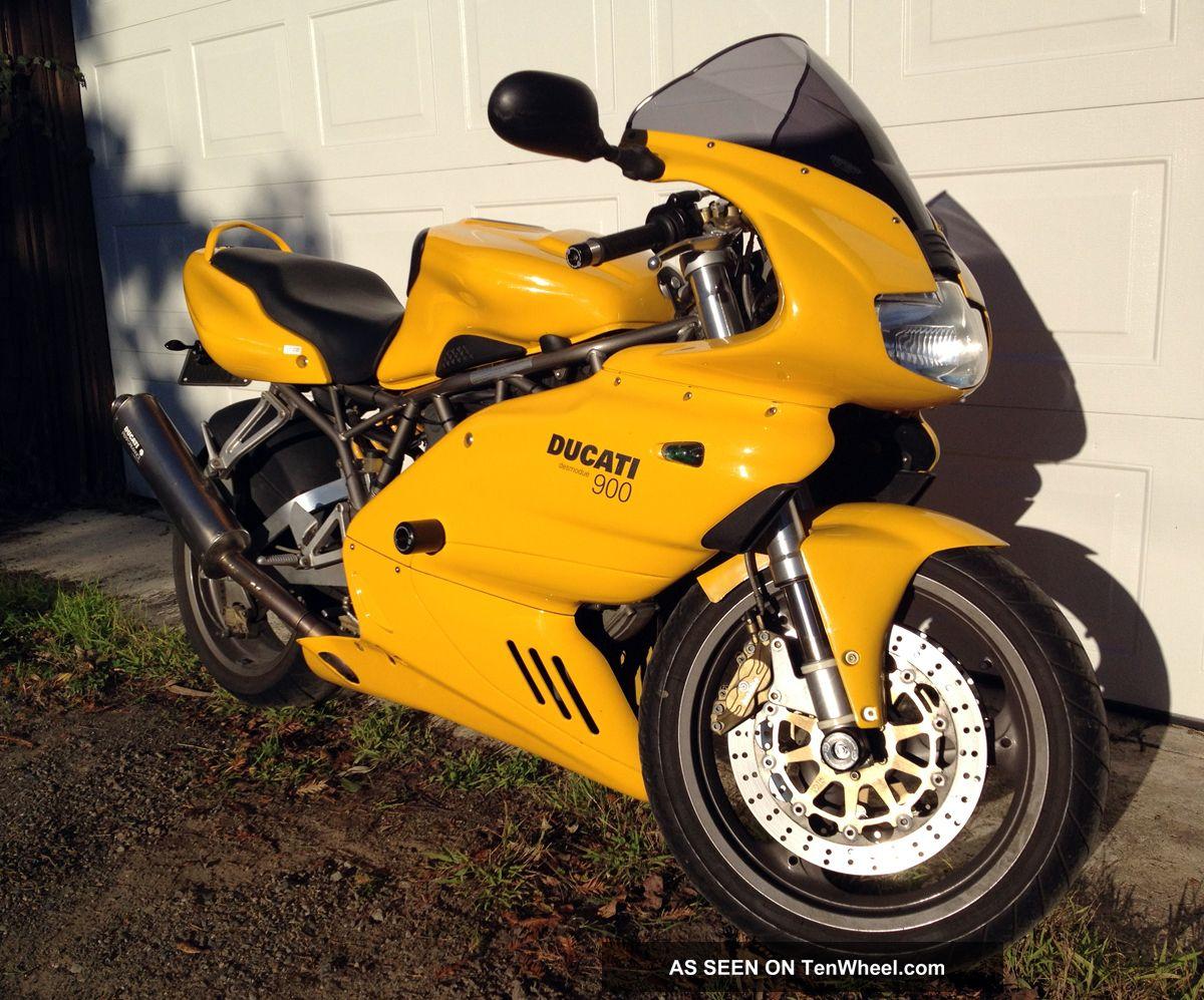 2000 Ducati (3172) Sport 900 900ss 900ssie Supersport photo