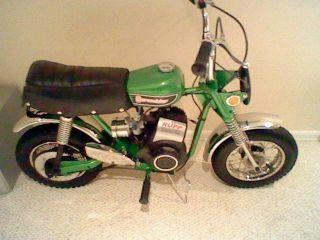 1971 Rupp Scrambler Minibike photo