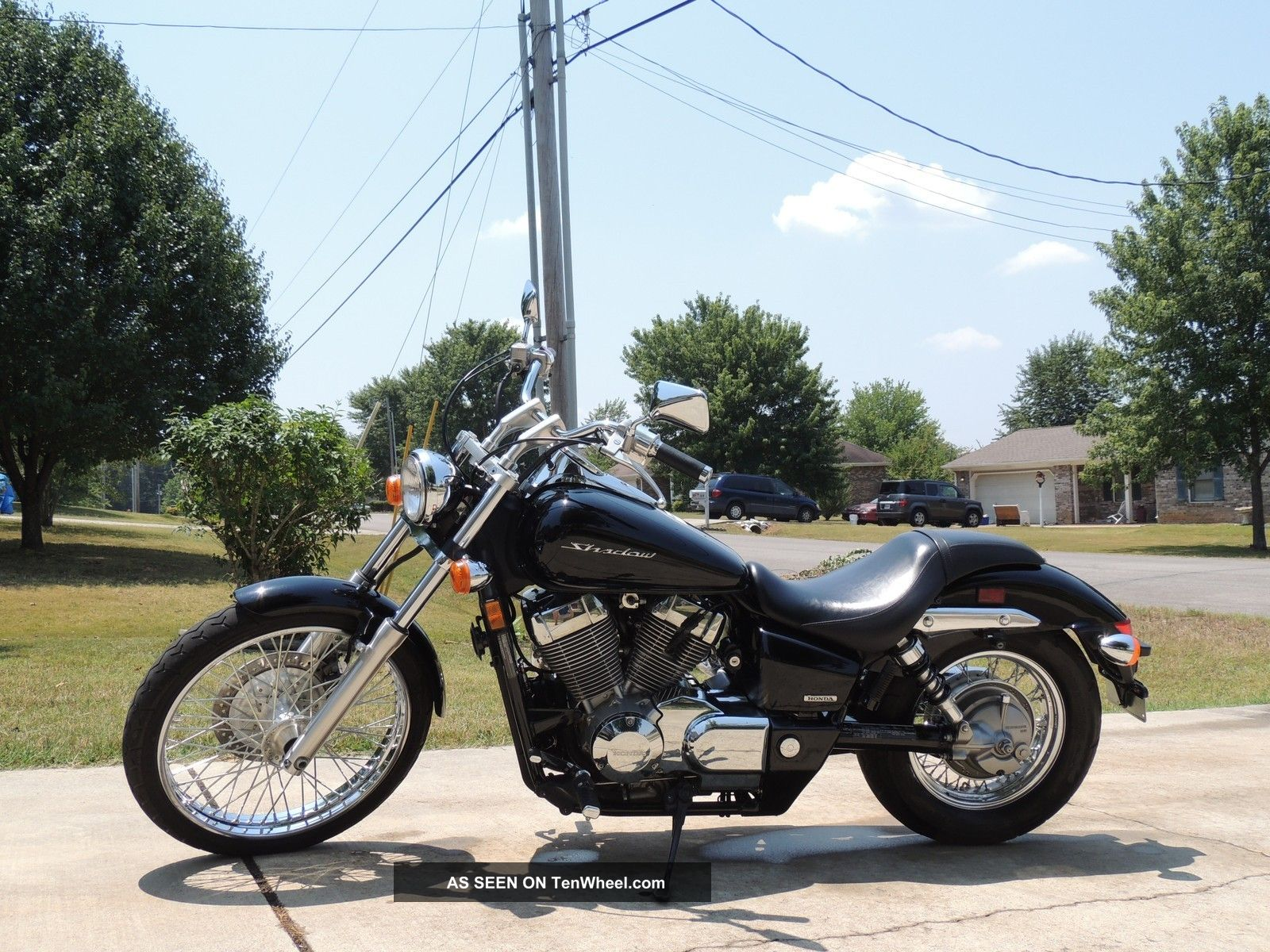 2009 Honda Shadow (spirit) - Shadow photo