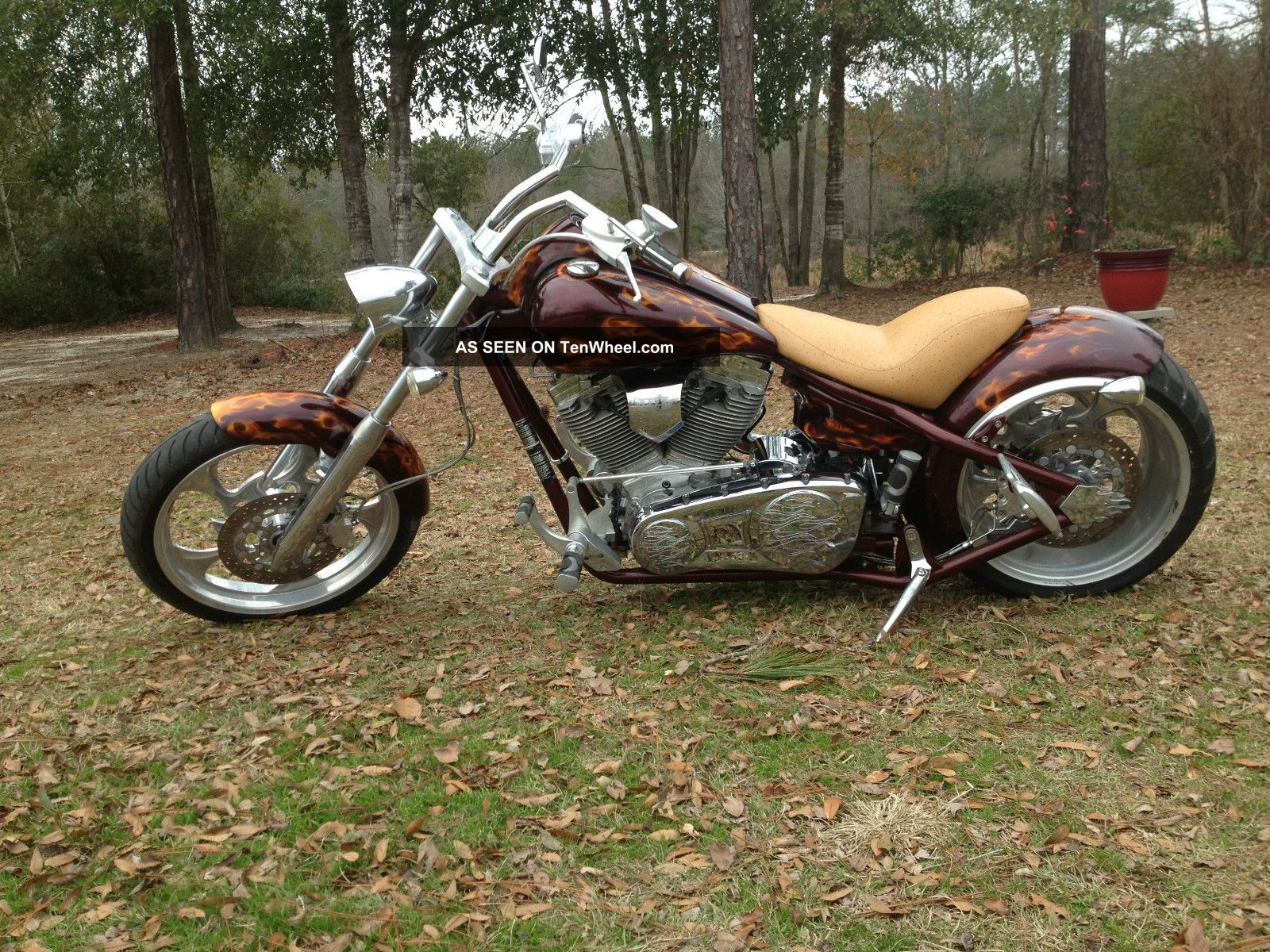 2005 Big Dog Pit Bull Motorcycle Other Makes photo