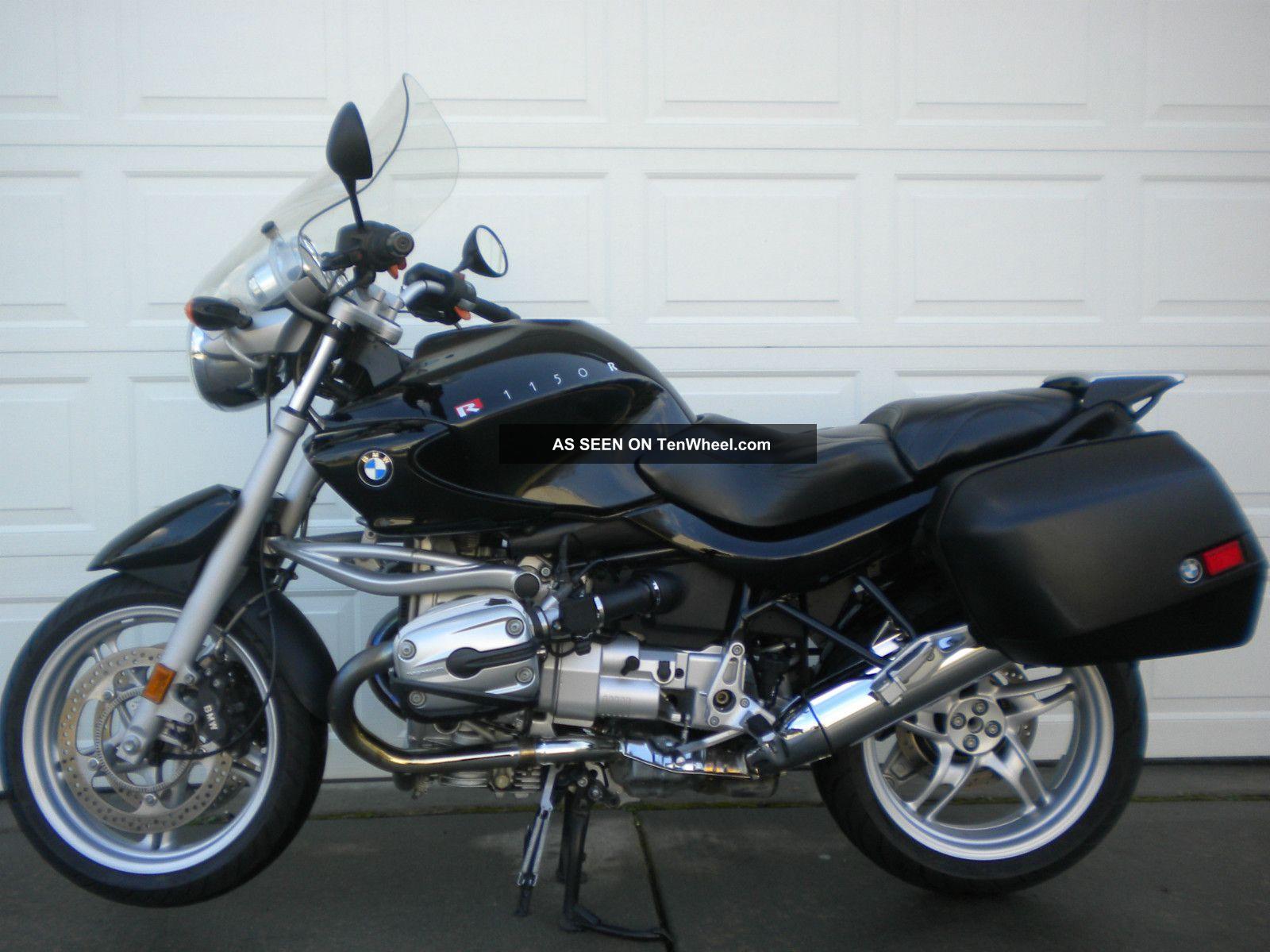 Bmw R1150r 2004