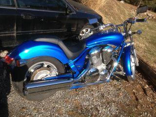 2011 Honda Sabre Vt1300 photo