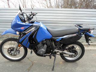 2009 Kawasaki Klr 650 We Trade For Anything photo