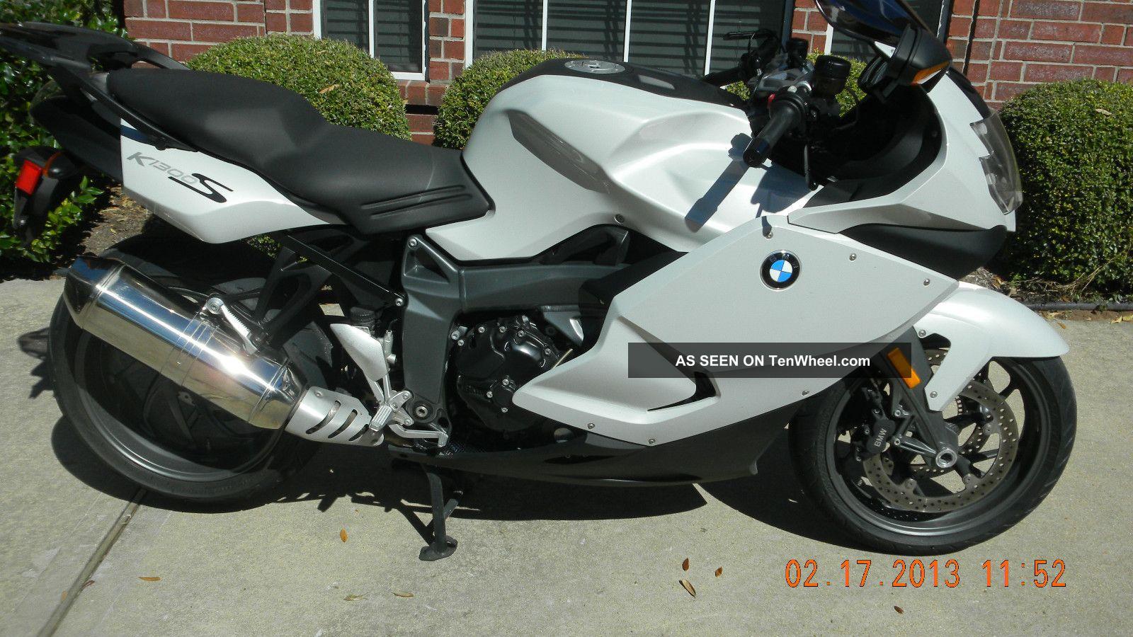 2009 Bmw K1300s K-Series photo