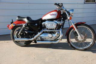 1999 Harley Davidson Sportster Xlc 1200 Screamin ' Eagle photo