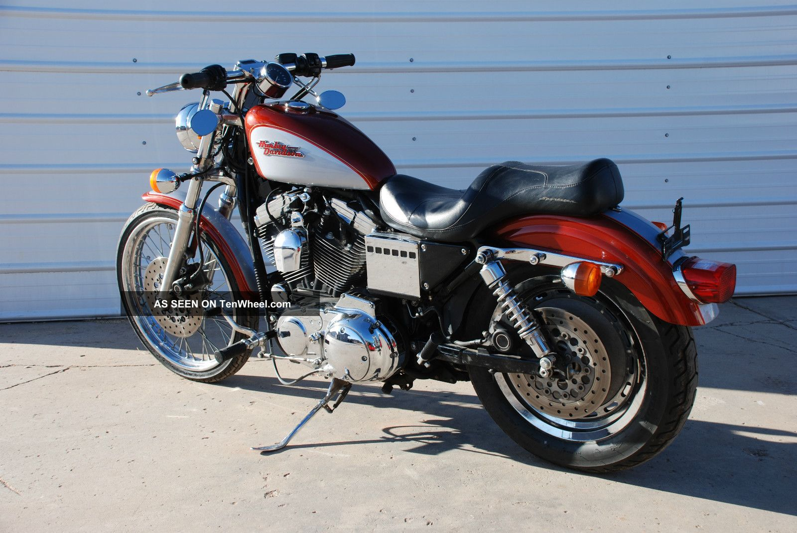 Harley Davidson Xlc Specs