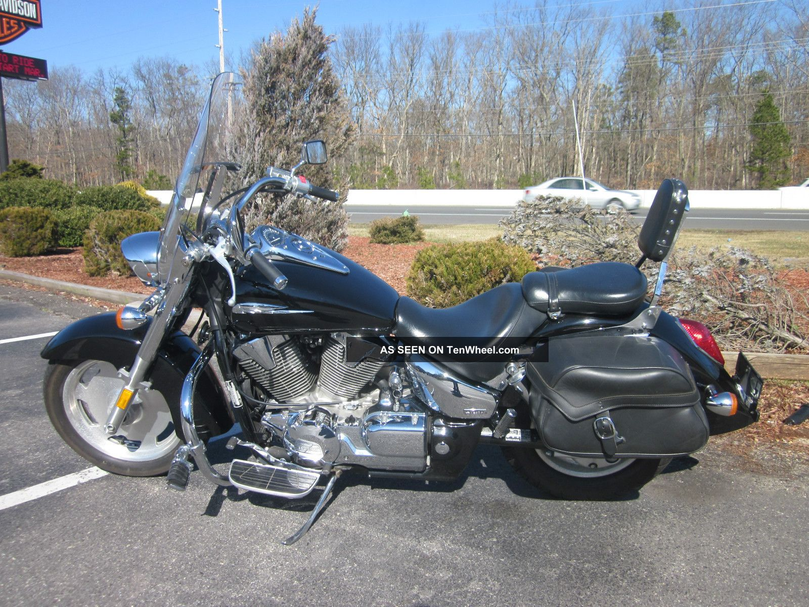 2005 Honda Vtx 1300r Loaded 1300
