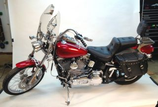 Awesome 2005 Harley Davidson Softail - photo