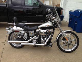 2003 Harley Davidson 100th Anniversary Dyna Lowrider photo