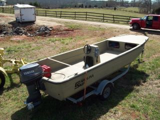 2006 Carolina Skiff 1965dlx photo