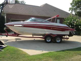 2008 Crownline 220 Ls photo