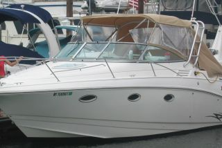 2001 Larson Cabrio 290 photo