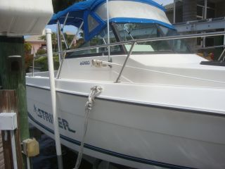 1996 Sea Swirl By Omc Striper 2150 photo