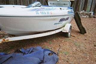 1998 Sea Doo Sportster 1800 photo