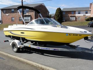 2008 Searay 175 Sport photo