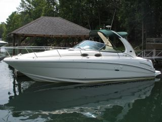 2002 Sea Ray Sundancer photo