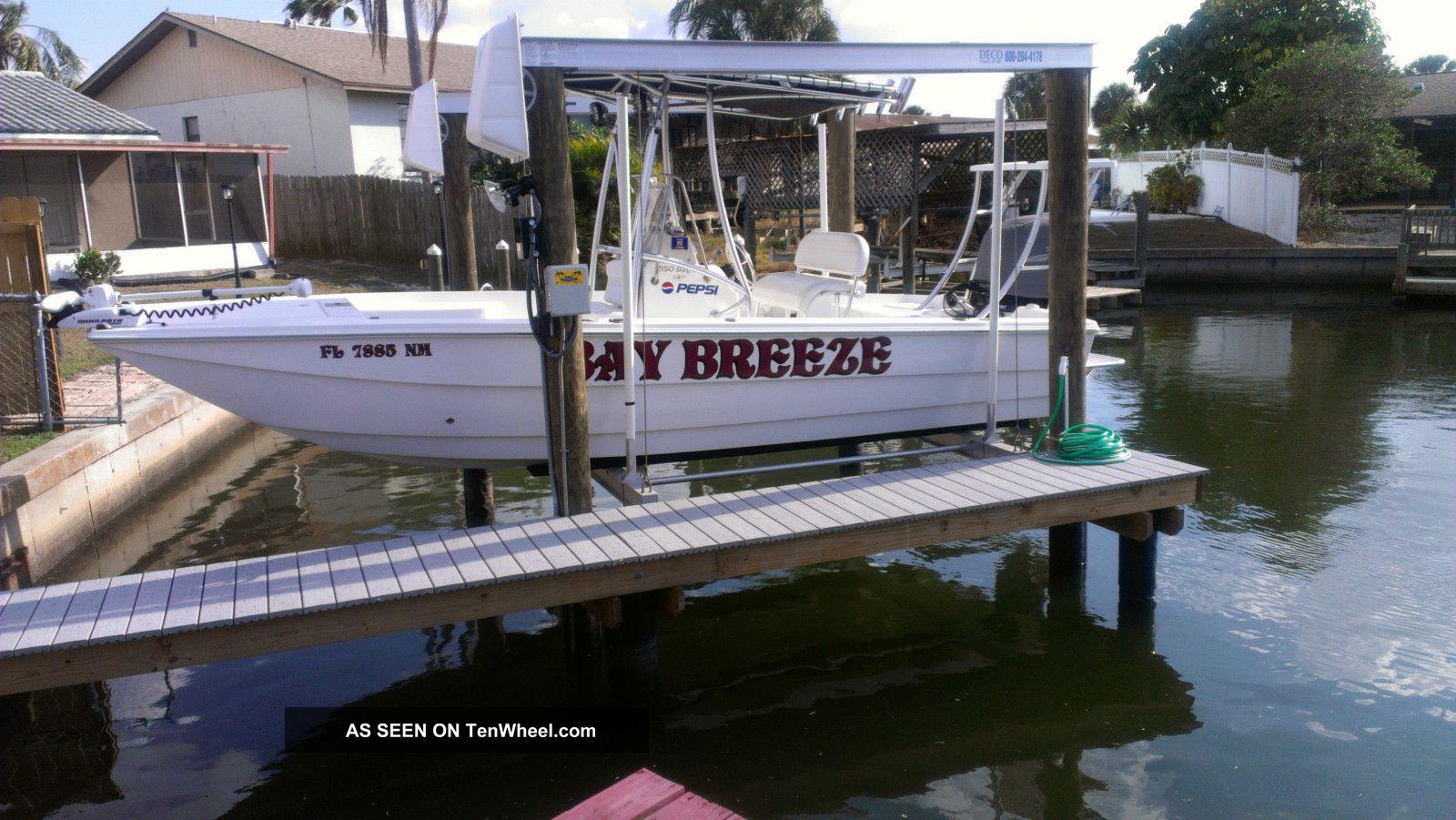 2007 Prokat 2150 Inshore Saltwater Fishing photo