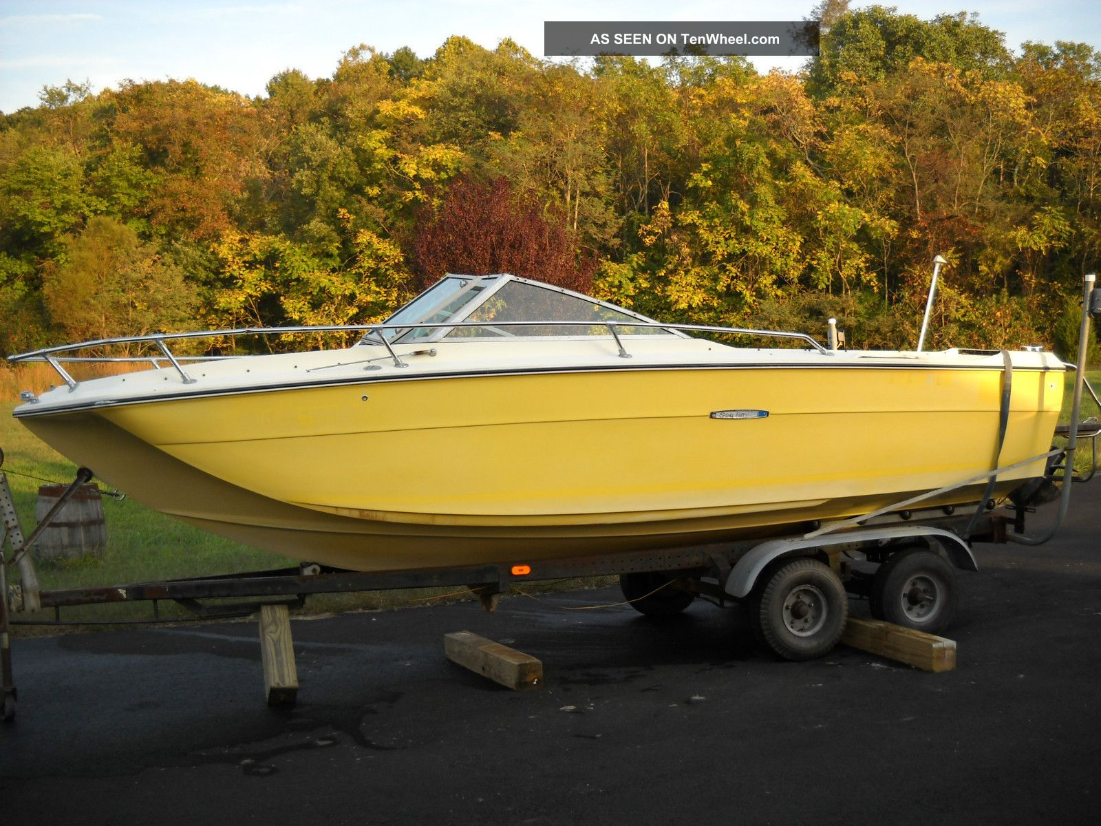 1976 Sea Ray Sr 193 Runabouts photo