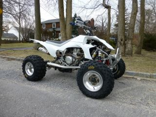 2006 Yamaha Yfz 450 photo