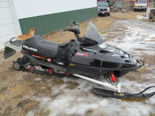 2001 Polaris Xc800sp photo