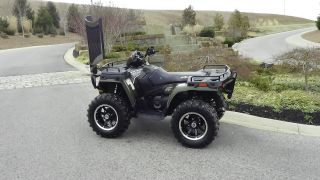 2011 Polaris Sportsman 500 Ho photo