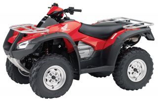2013 Honda Trx680fa photo