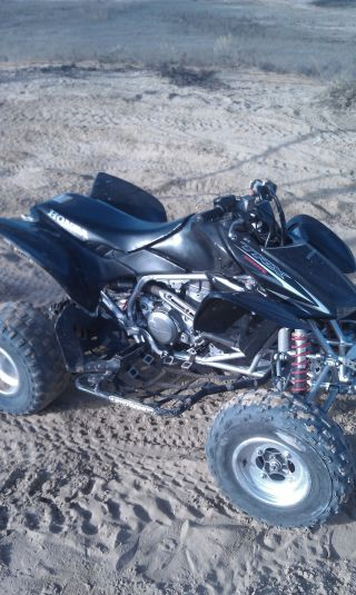 2009 Honda Trx 450 photo