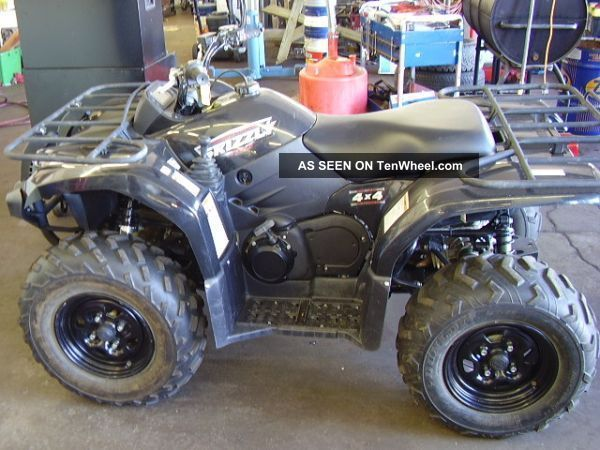 2009 yamaha grizzly 450 for 2009 yamaha grizzly 450 value