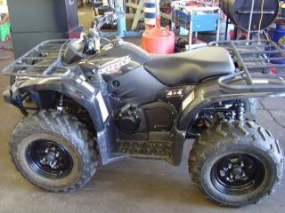 2009 Yamaha Grizzly 450 photo