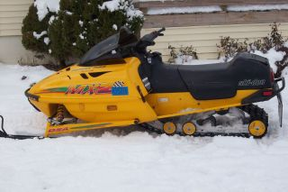 1996 Ski - Doo Mxz photo