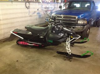 2010 Arctic Cat Snopro 500 photo
