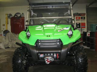 2012 Kawasaki Teryx Sport photo