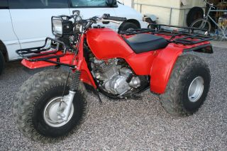 1985 Honda 250es Big Red photo