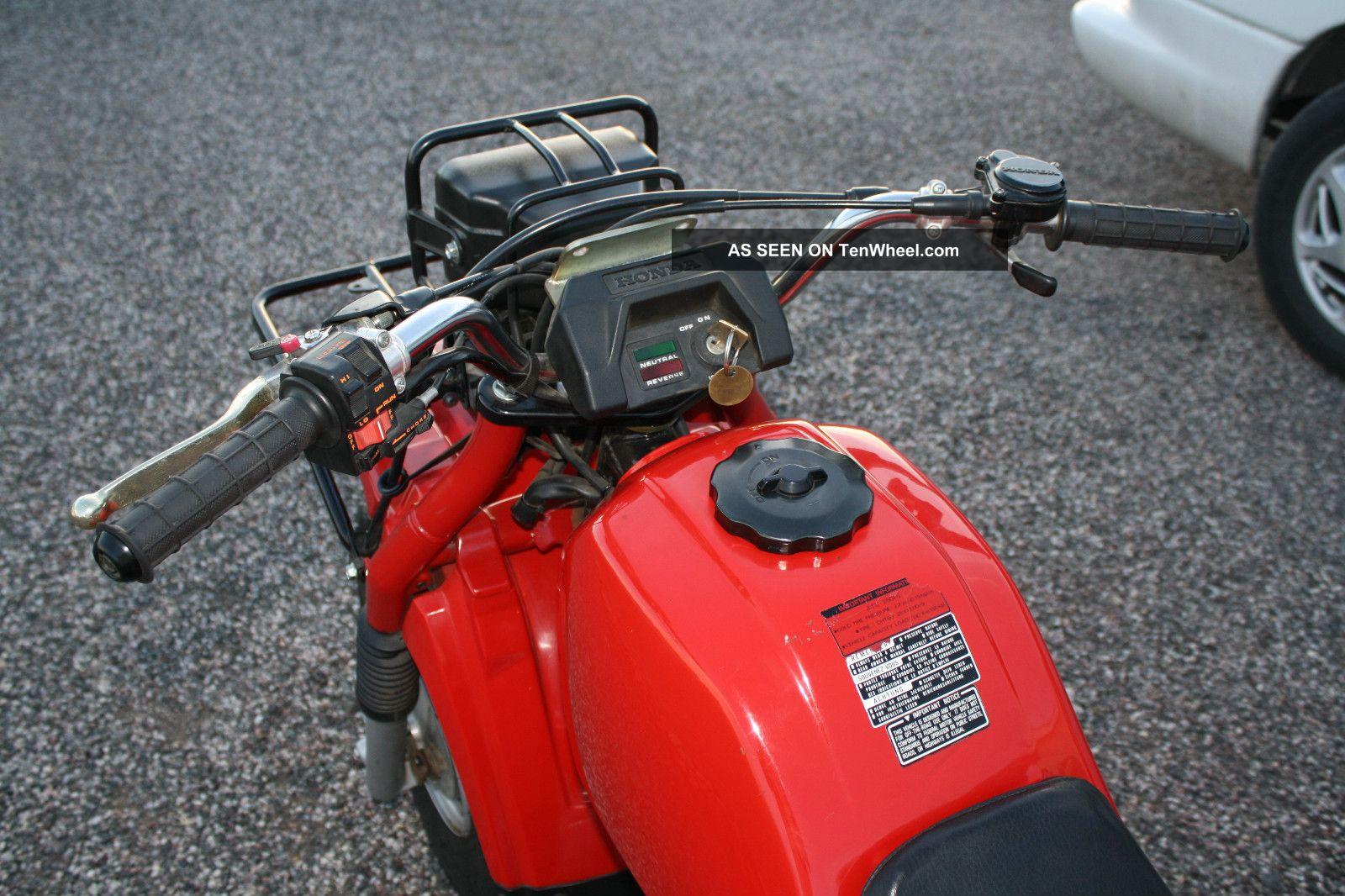 1985 honda 250es big red honda big red 250es service manual pdf honda big red 1984 service manual