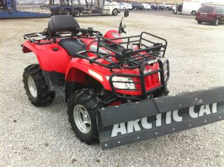 2006 Arctic Cat 650 4wd photo