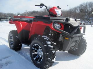2011 Polaris Sportsman 500 photo