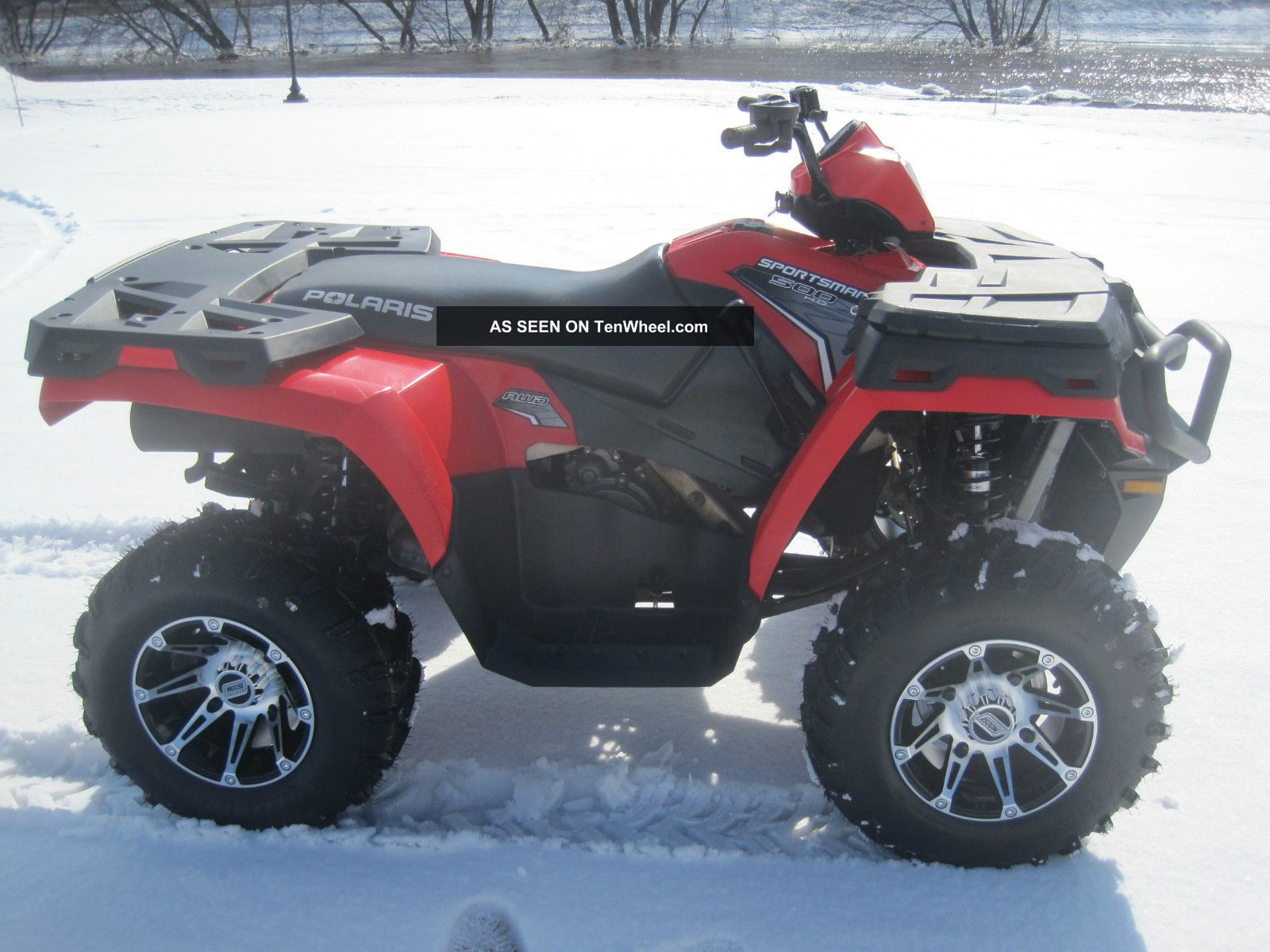 2011 Polaris Sportsman 500