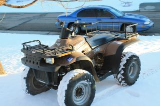 2000 Polaris Xpedition,  Sportsman photo