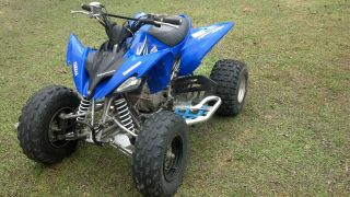 2008 Yamaha Raptor 250 photo