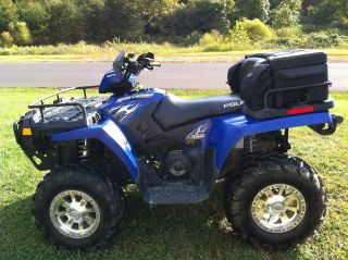2006 Polaris Sportsman Hd photo
