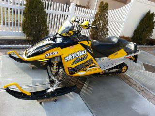 2007 Ski - Doo Mxz 800 Blizzard photo