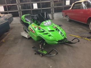 1999 Arctic Cat Zr700 photo