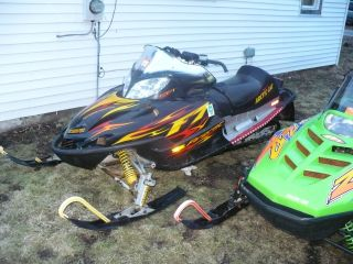 2004 Arctic Cat F - 7 photo