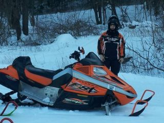2007 Arctic Cat F8 Snopro photo